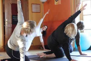 Cours de Pilates - Jodoigne